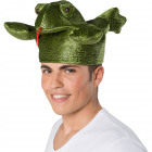 Grüner Frosch-Hut