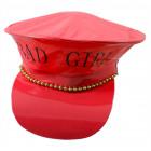 Police Red Hat Vinyl Bad Girl
