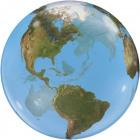 Folienballon Planet Erde 56 cm