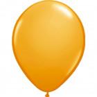Orange Balloons 30cm - 50 pieces