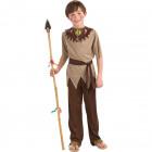 Indians Warrior Suit 3-piece Child size M