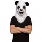 Máscara de boca móvil panda