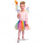 Rainbow Fairy - Skirt with Wings