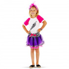 Queen of 80s Doll 3-Piece Packet Girls - Size L -
