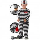 Boeven Suit Boys - Child size S - 98-116 - 3-5
