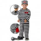 Boeven Suit Boys - Child size M - 116-134 - 6-