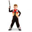 Cowboy Suit 3 pieces - Child size S - 98-116