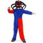 Spider Costume - Child size M - 116-134