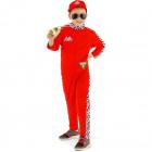 Formula 1 Race suit 2-piece - Child size M - 116-1