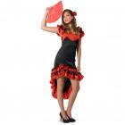 Spanish Flamenco Dress 2-piece - SM