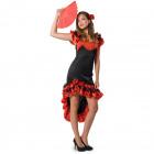 Spanish Flamenco Dress 2-piece - L-XL
