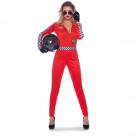 Sexy Formula 1 Race Jumpsuit 3-piece Ladies L-XL