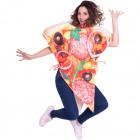 Pizza costume adult Size STD