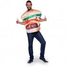 Hamburger costume adult Size STD