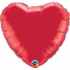 Corazón Rojo Ruby 18V