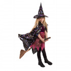 Holographic Cape with High Hat Children's size