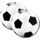 Football Napkins - 20 pieces