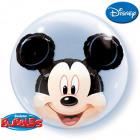 Mickey Mouse Bubbles Ballon 61cm