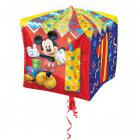 Cubez Mickey Mouse 1 Year Foil Balloon