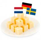 Selecciones de Europa Banderas - 50 PC