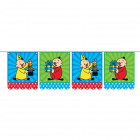 Bumba Flags Square - 6 meters