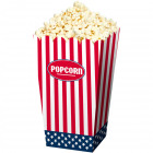 USA Party Popcorn boxes - 4 pieces