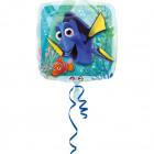 Disney Finding Dory Foil Balloon Square - 46cm