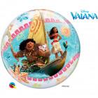 Disney Vaiana Bubbles Balloon 46cm