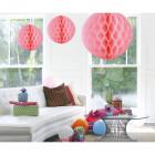 Baba Pink Honeycomb Big Round - 50cm
