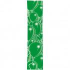 Banner green balloons - 3 meters