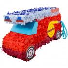 Pinata Feuerwehrauto 55x30xm