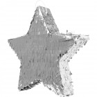 Pinata Silver Star 45cm