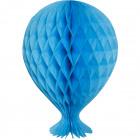 Méhsejt léggömb 37cm baba kék