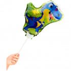 Mini figure balloon Baby T-Rex