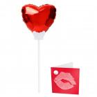 Msp 6in Corazón rojo