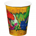 Dinosaur Cups 6 pieces