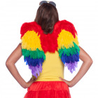 Feather Wings Rainbow