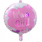 Birth Helium Ballon It's a Girl 43cm