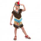 Indians Dress Girls 2-piece Child Size M