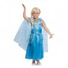 Ice Princess Dress Child Size S
