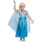 Ice Princess Dress Kind Größe M