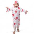 Ghosts costume with blood Halloween children - siz