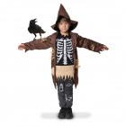 Vogelverschrikker Skelet Pakje Kinderen - Maat 98-