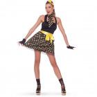 Happy Days Rock & Roll Dress 4-piece Size L-XL