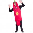 Red Hot Jalapeño Pepper Costume