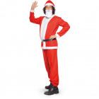 Santa suit Men 5-piece - Size XL-XXL