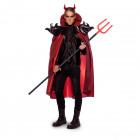 Red-Black Cape Devil XL / XXL