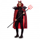 Red-Black Cape Devil M / L