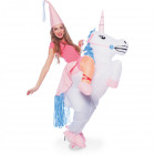 Inflatable Unicorn Costume Adults