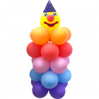 Ballon Knutsel Set Clown